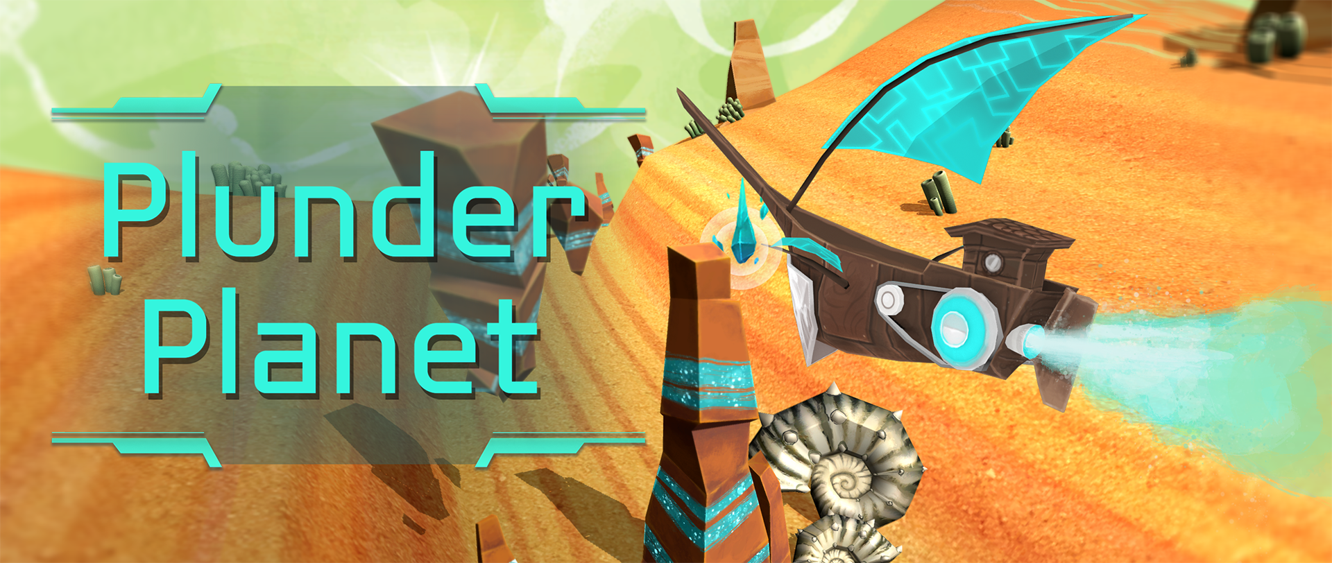Product Image of Plunder Planet